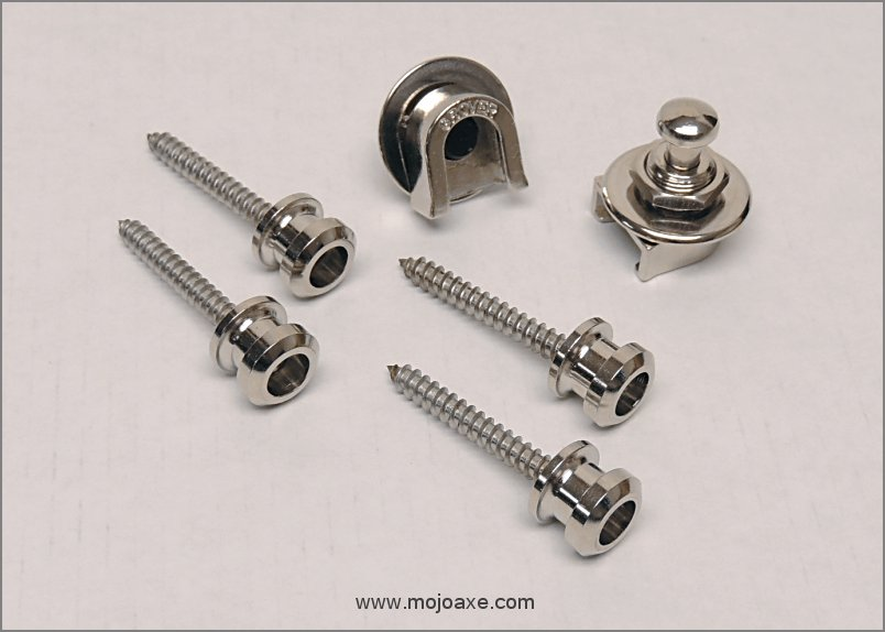 MojoAxe Custom Guitar Parts