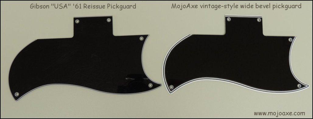 MojoAxe Custom Guitar Parts