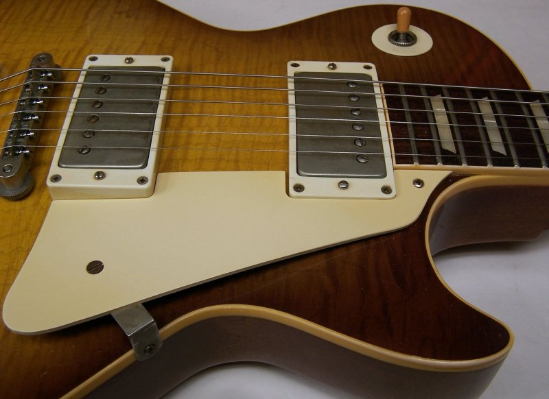 Gibson Les Paul Vintage Pickup Rings