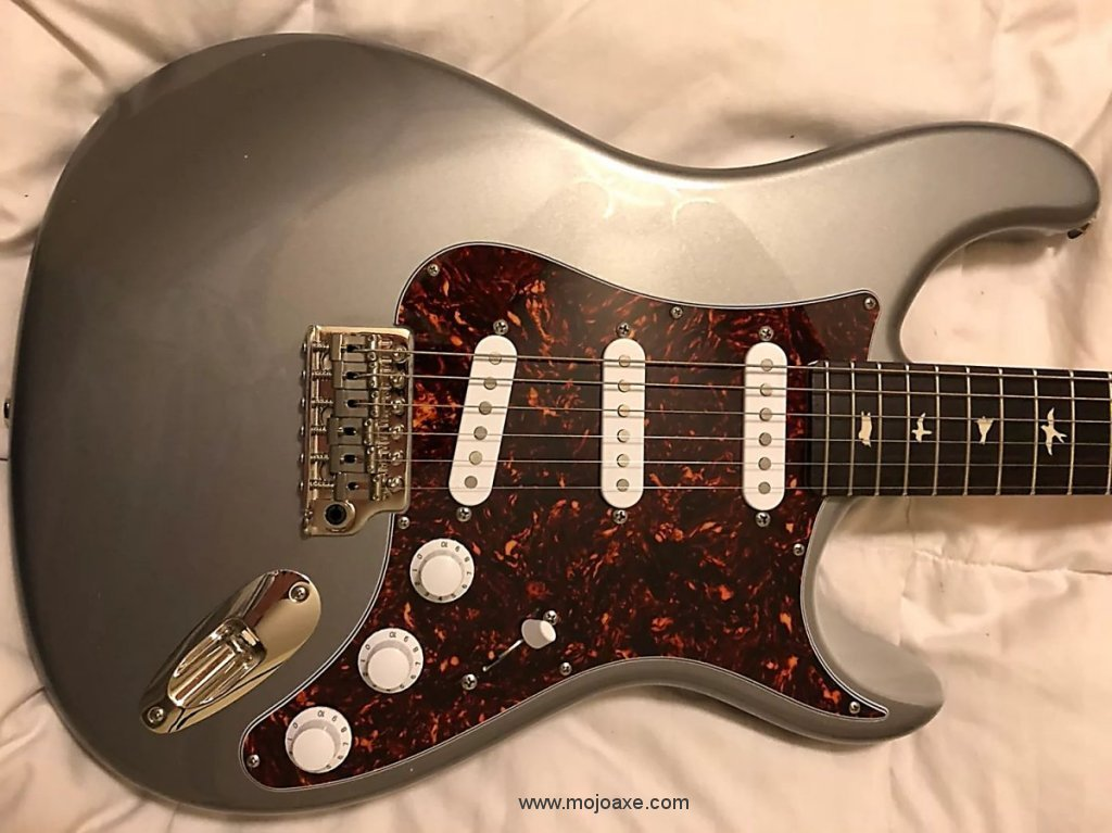 Looking to convert your Silver Sky into an HSS or HH version? Custom configuations are not a problem: Custom Order Pickguards