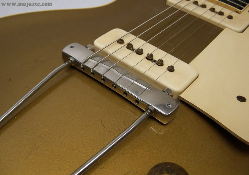 Short Trapeze Tailpiece for '52 LP Std